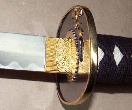 Dodatkowe zdjęcia: Samurai Katana and Wakizashi Set Tiger