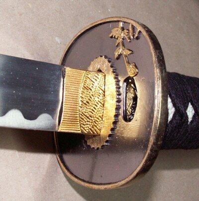 Dodatkowe zdjęcia: Samurai Katana and Wakizashi Set Dragon