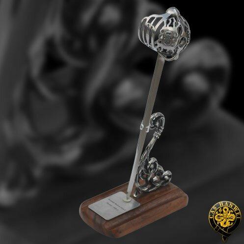Dodatkowe zdjęcia: Hanwei Mini Scottish Basket-Hilt Sword