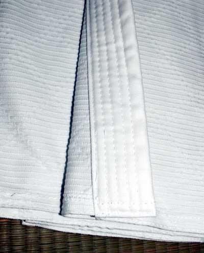 Dodatkowe zdjęcia: Judogi plecionka - białe 12oz