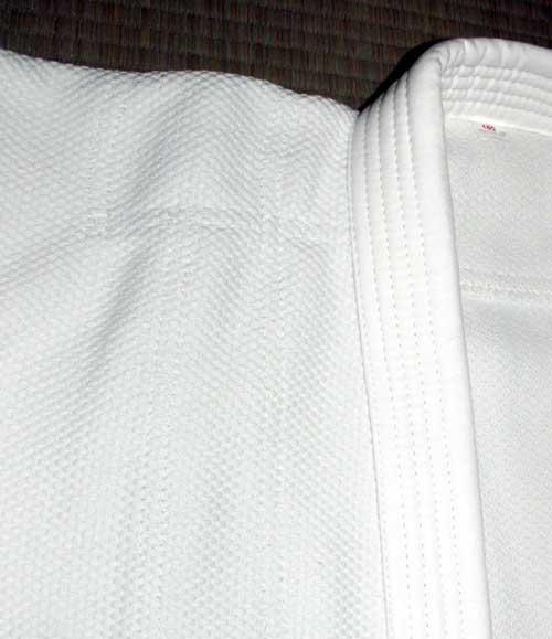 Dodatkowe zdjęcia: Judogi plecionka - białe grube 14oz