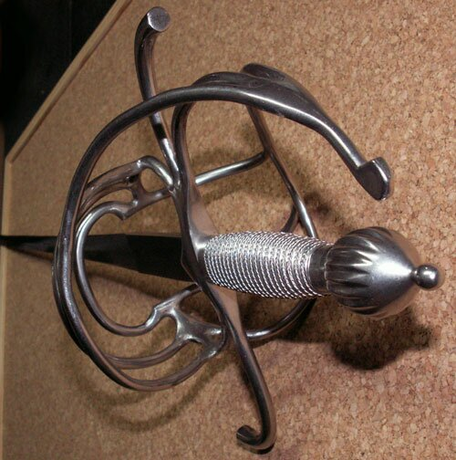 Dodatkowe zdjęcia: Practical Rapier - 37 inch blade
