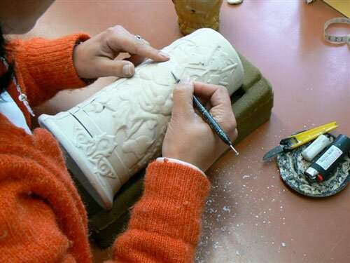 Produkcja kufli