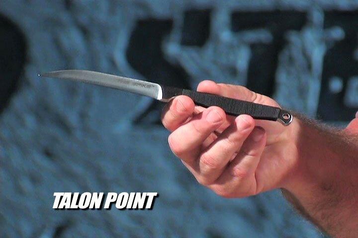 seria noży Cold Steel Spike