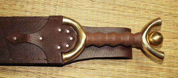 Dodatkowe zdjęcia: Miecz Hanwei Celtic Sword