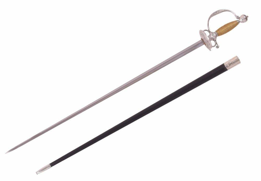 Dodatkowe zdjęcia: Szpada Hanwei Scottish Court Sword