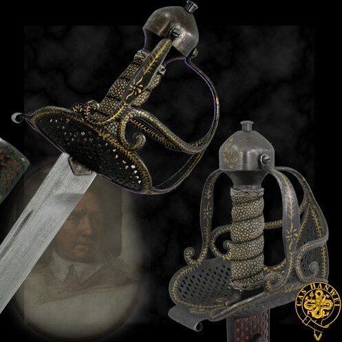 Pałasz Hanwei Cromwell Sword