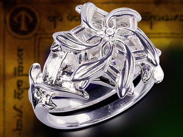 Dodatkowe zdjęcia: LOTR Pierścień Galadrieli - Srebrny