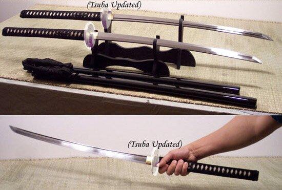 Cheness Custom Bujinkan Spring Steel Oniyuri