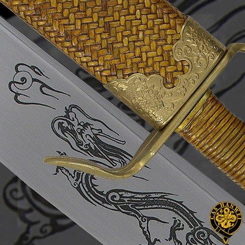Dodatkowe zdjęcia: Miecze Hanwei Butterfly Swords (Rattan)