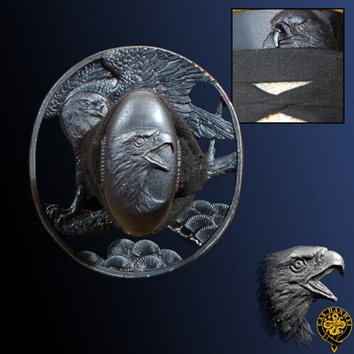 Miecz Hanwei Raptor Shobu Zukuri Katana