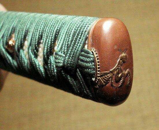 Dodatkowe zdjęcia: Miecz Hanwei Praying Mantis Katana
