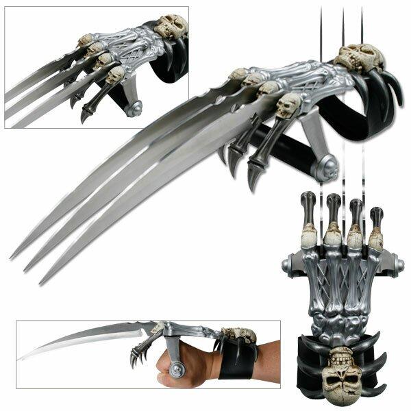 Sztylet Master Cutlery Skull Gauntlet