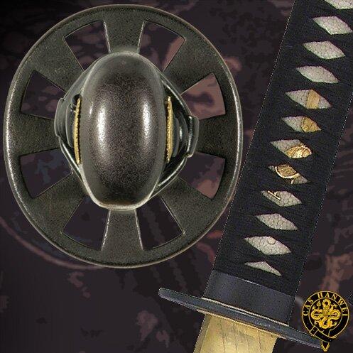 Dodatkowe zdjęcia: Hanwei Practical Pro Elite Katana