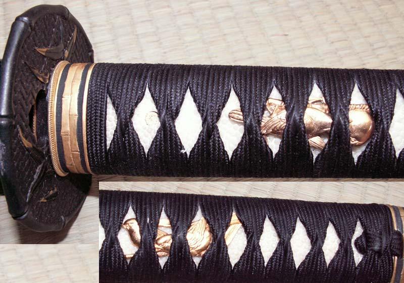 Hanwei Bamboo Mat Katana
