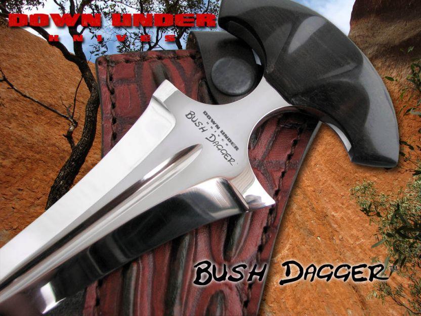 Dodatkowe zdjęcia: Nóż Down Under Knife The Bush Dagger