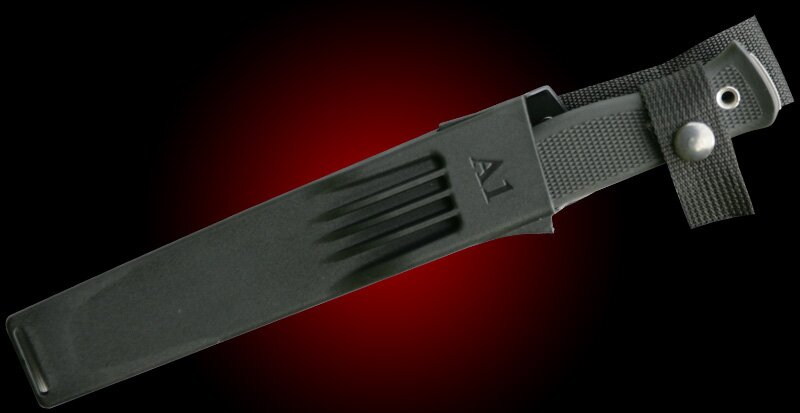 Nóż Fallkniven A1 Black
