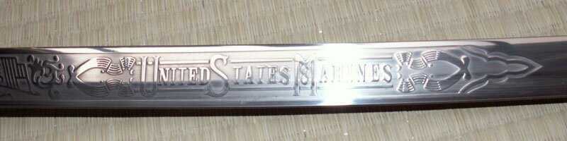 Szabla US Marines Sword