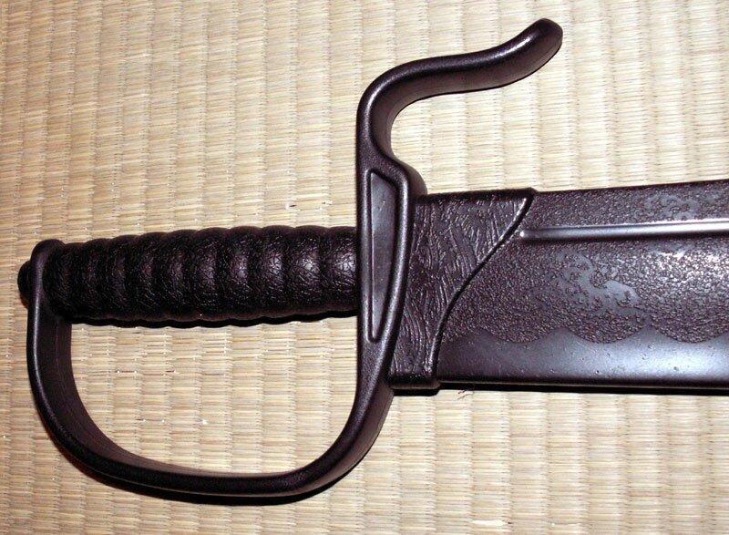 Dodatkowe zdjęcia: Miecze Motylkowe treningowe z tworzywa Wing Chun