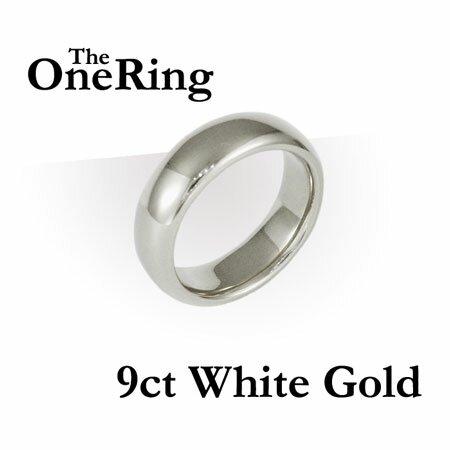 Dodatkowe zdjęcia: One Ring - białe złoto 9 karat
