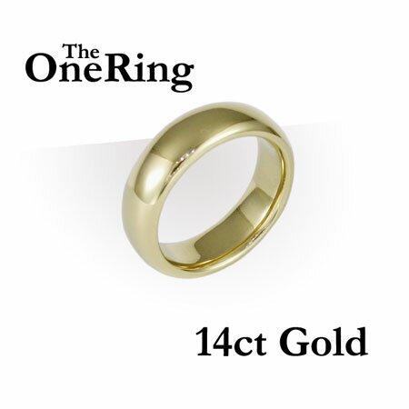 Dodatkowe zdjęcia: One Ring - złoto 14 karat