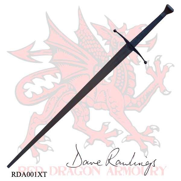 Dodatkowe zdjęcia: Miecz Treningowy Długi Rawlings Proline Xtreme Sparring Long Sword