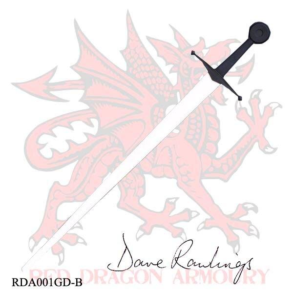 Dodatkowe zdjęcia: Miecz Treningowy Rawlings Xtreme Synthetic Sparring Single Hand Sword