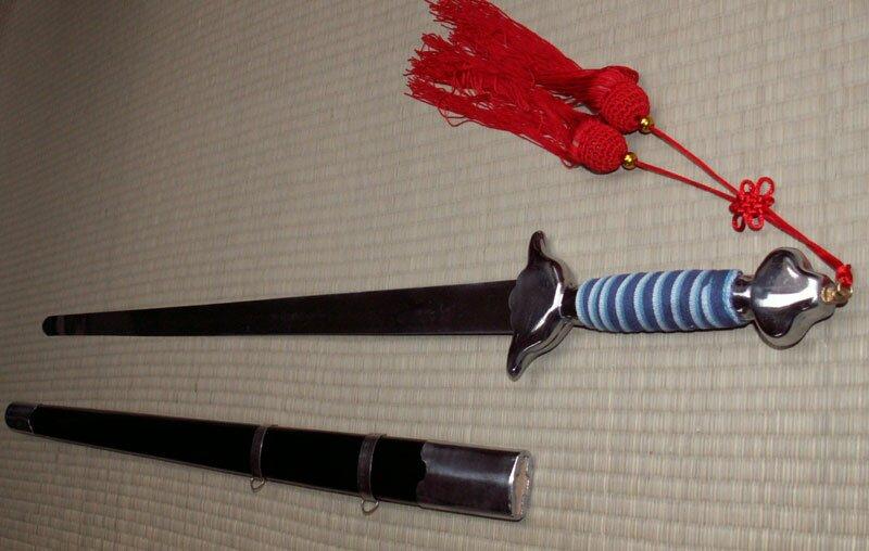 Miecz elastyczny Tai Chi Sword Steel 38
