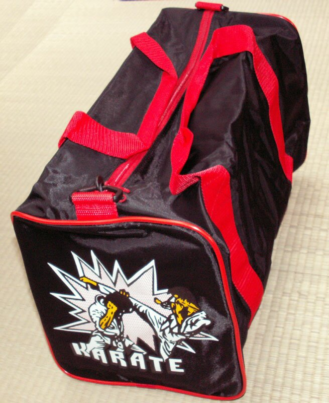 Dodatkowe zdjęcia: Torba Treningowa Karate