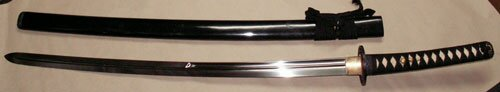 Miecz Cold Steel Imperial Series Katana - Double Edge