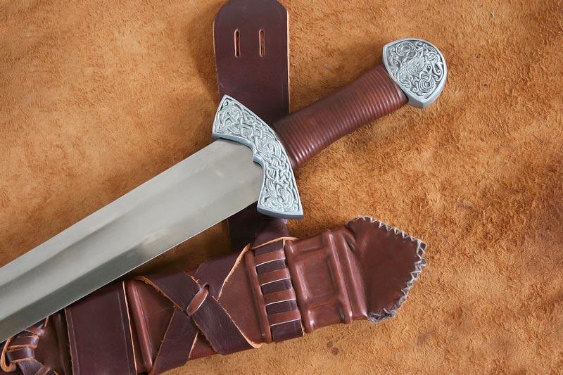 Dodatkowe zdjęcia: Miecz kuty XIw Viking Sword