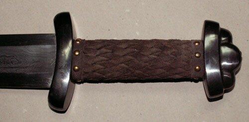Dodatkowe zdjęcia: Miecz wikingów Godfred Viking sword