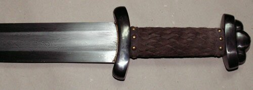 Miecz wikingów Godfred Viking sword