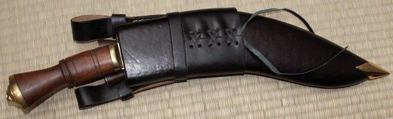 Nóż Gurkhów Assam Rifles Kukri