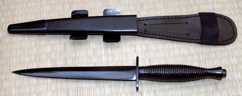 Dodatkowe zdjęcia: Sztylet Fairbairn-Sykes Commando Knife