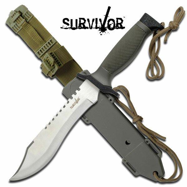 Dodatkowe zdjęcia: Nóż Survivalowy Master Cutlery Survivor