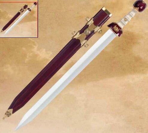Dodatkowe zdjęcia: Miecz z filmu Gladiator Sword of General Maximus