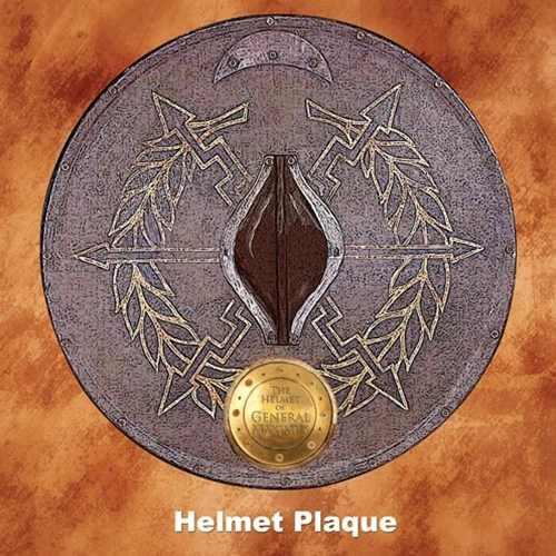 Dodatkowe zdjęcia: Hełm z filmu Gladiator Helmet of General Maximus