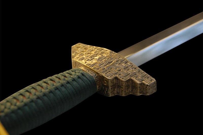 Dodatkowe zdjęcia: Imperial Qing Sword (Tien Di Ren Jian)