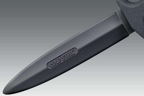 Dodatkowe zdjęcia: Nóż Treningowy Cold Steel Trench Knife Double Edge Trainer
