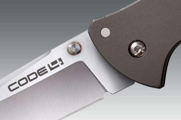 Dodatkowe zdjęcia: Nóż Cold Steel Code-4 Spear Point S35VN