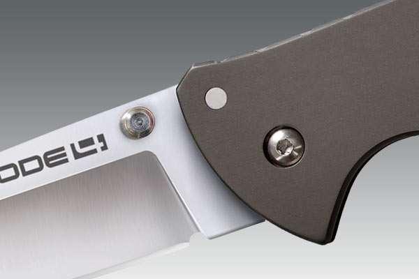Dodatkowe zdjęcia: Nóż Cold Steel Code-4 Tanto Point S35VN