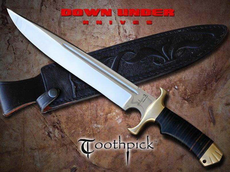 Nóż Down Under Knives The Toothpick