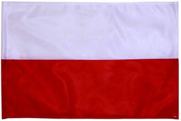 Dodatkowe zdjęcia: Flaga Polski 70x112 cm