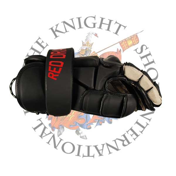Dodatkowe zdjęcia: Rękawice do szermierki Red Dragon Weapon Sparring Gloves