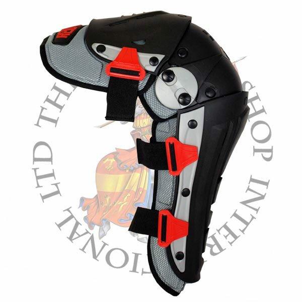 Dodatkowe zdjęcia: Ochraniacze kolan i goleni Red Dragon Knee & Shin Protectors