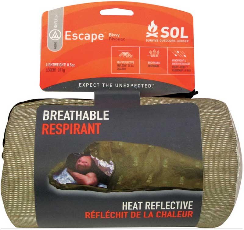 Dodatkowe zdjęcia: Śpiwór Survivalowy - SOL Escape Bivvy Tactical
