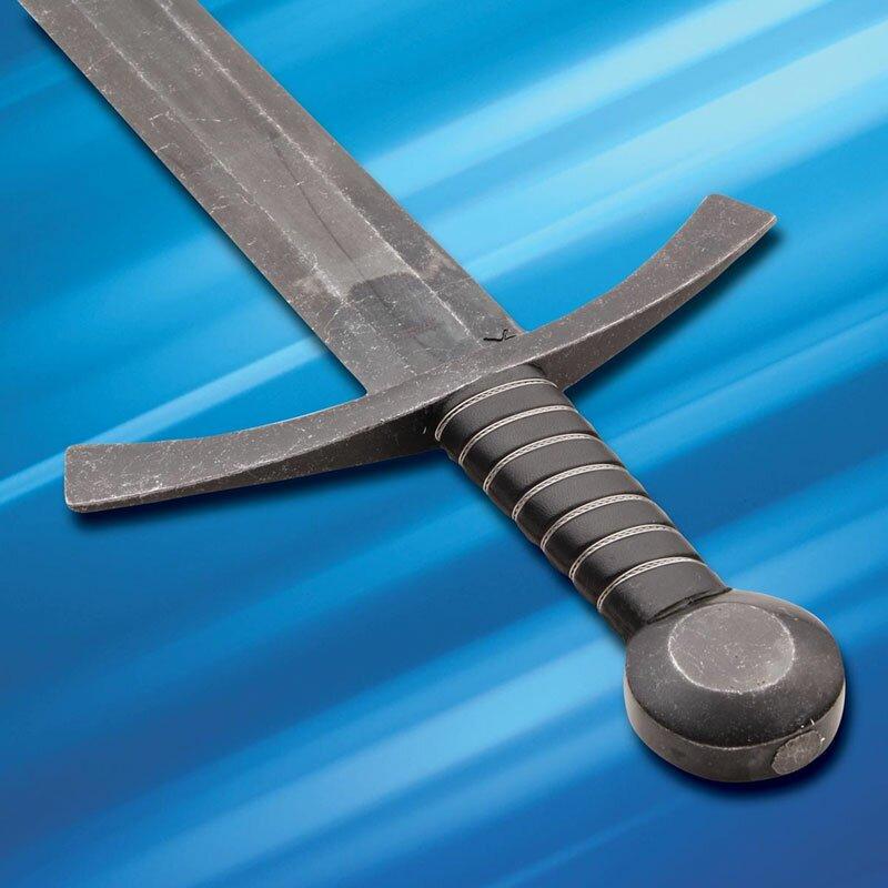 Miecz jednoręczny Acre Crusader Broadsword - Museum Replicas Battlecry