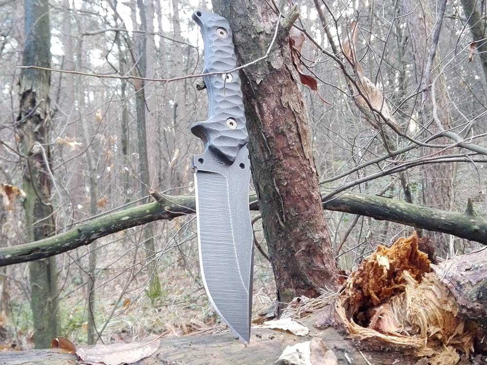 Dodatkowe zdjęcia: Nóż Haast Eagle - Wander Tactical
