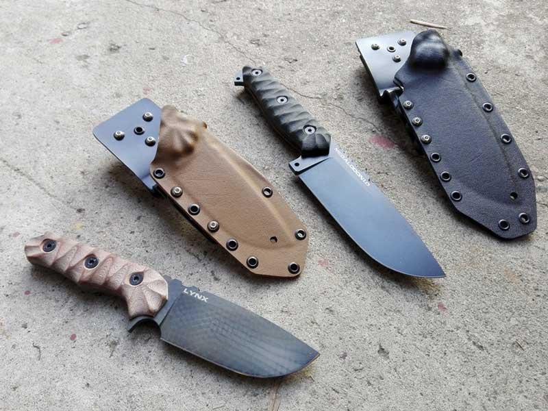 Dodatkowe zdjęcia: Nóż Lynx - Wander Tactical